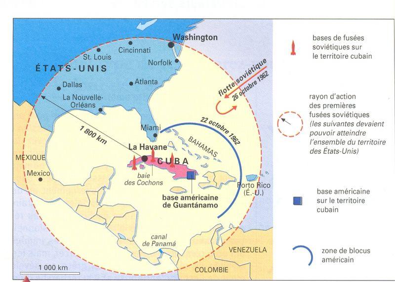 La crise de Cuba (1962) | laclassehgnumerique
